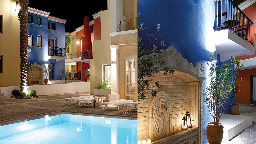 gorgeous sandy beach plaza spa family apartments rethymno